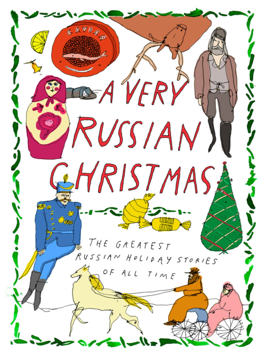 A Very Russian Christmas | New Vessel Press